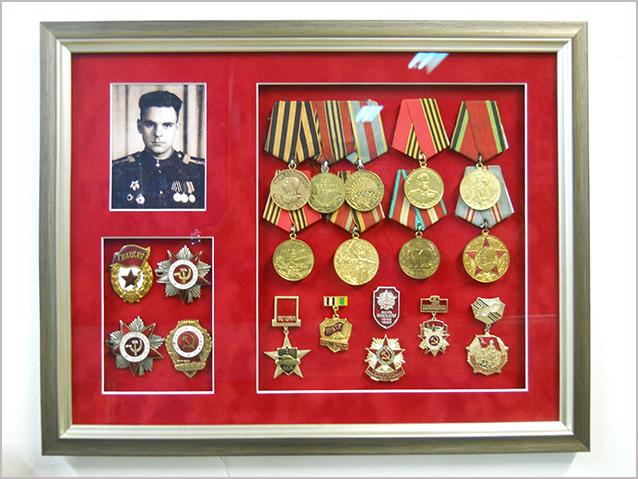 Своими руками медали и ордена 94